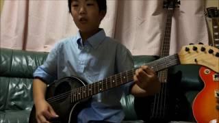 糸/中島みゆき (音声修正済) ZO-3ギター弾き語り by SHOGO(10歳)