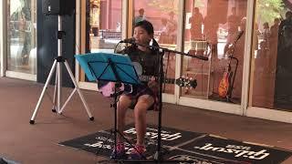 二宮あかねHOTLINE2018| 島村楽器エミフルMASAKI 店予選(10歳)