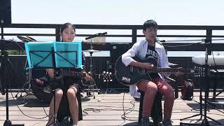 中島 みかんの花かおる音楽祭にて