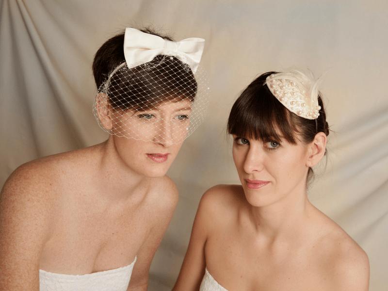 Duo Serre-tete et Noeud Duchesse Ninou Laroze