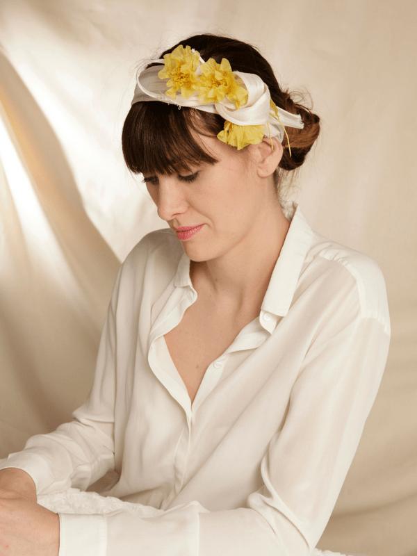 Headband Pipelette Headband Ninou Laroze