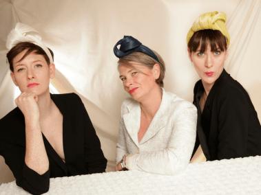 Trio PIPELETTES Ninou Laroze Clermont-Fd