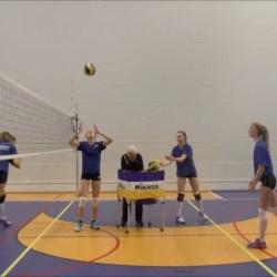 5 ejercicios para entrenar el remate en voleibol