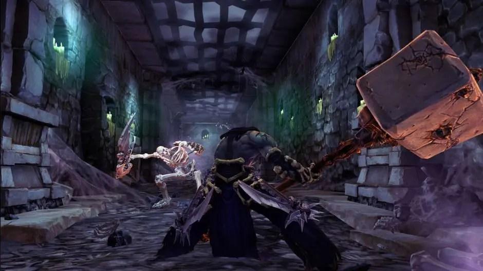 Screens De Darksiders 2 Nintendo