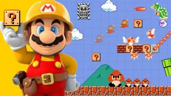 Adiós a 'Super Mario Maker (Media)' - Nintenderos - Nintendo Switch, Switch Lite y 3DS