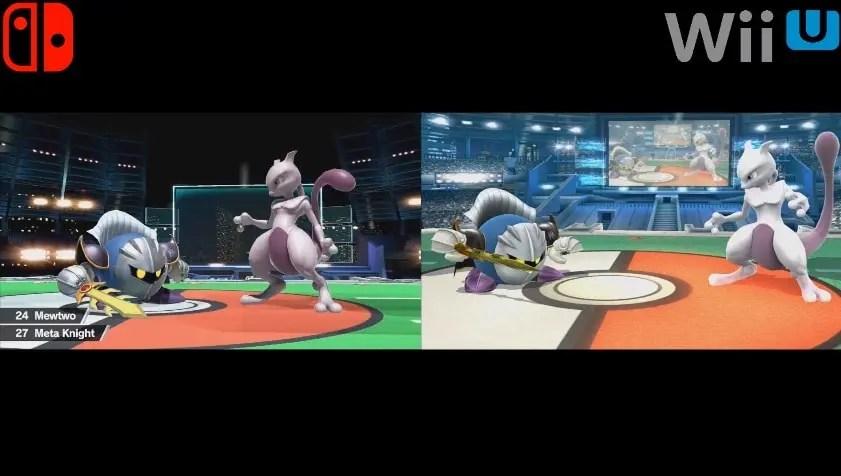 Comparativa En Vdeo Super Smash Bros Ultimate Vs Super