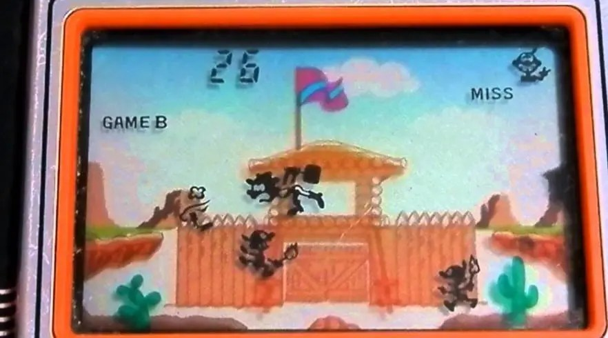Nintendo Quitar La Pluma De Mr Game Amp Watch De Super