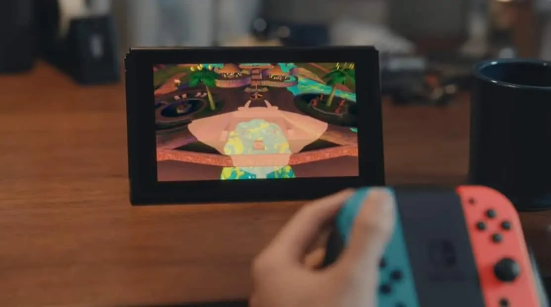Store list a pack of Nintendo Switch + Super Mario 3D All-Stars