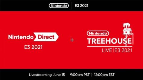 Nintendo desvela sus planes para el E3 2021 con Nintendo Direct y más: horarios y detalles