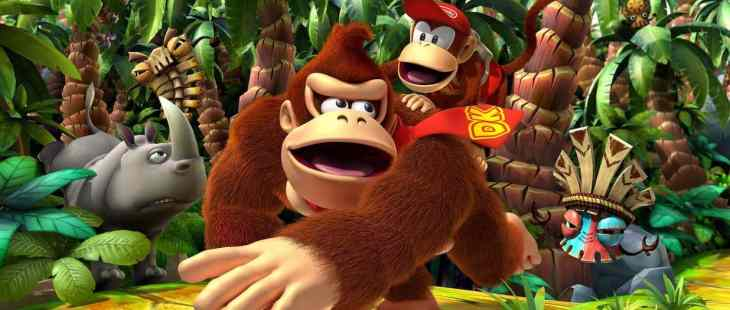 Donkey Kong Country Returns Review Header