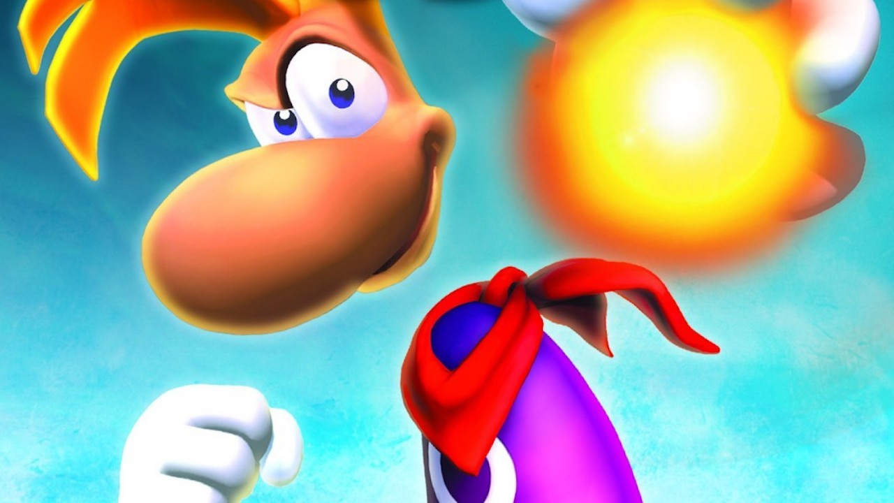 Rayman 3D Review Header