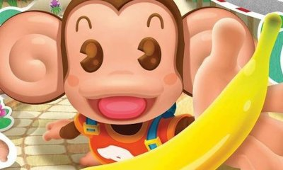 Super Monkey Ball 3D Review Header