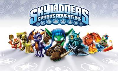 Skylanders Spyro's Adventure Review Header