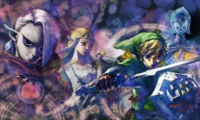 The Legend of Zelda: Skyward Sword Review Header