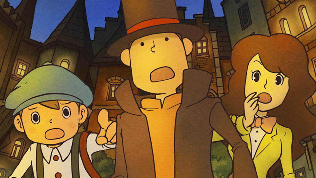 Professor Layton And The Spectre's Call Review Header