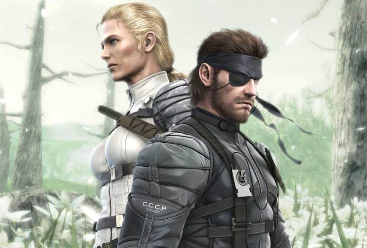 Metal Gear Solid: Snake Eater 3D Review Header