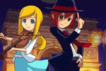 Rhythm Thief And The Emperor's Treasure Review Header