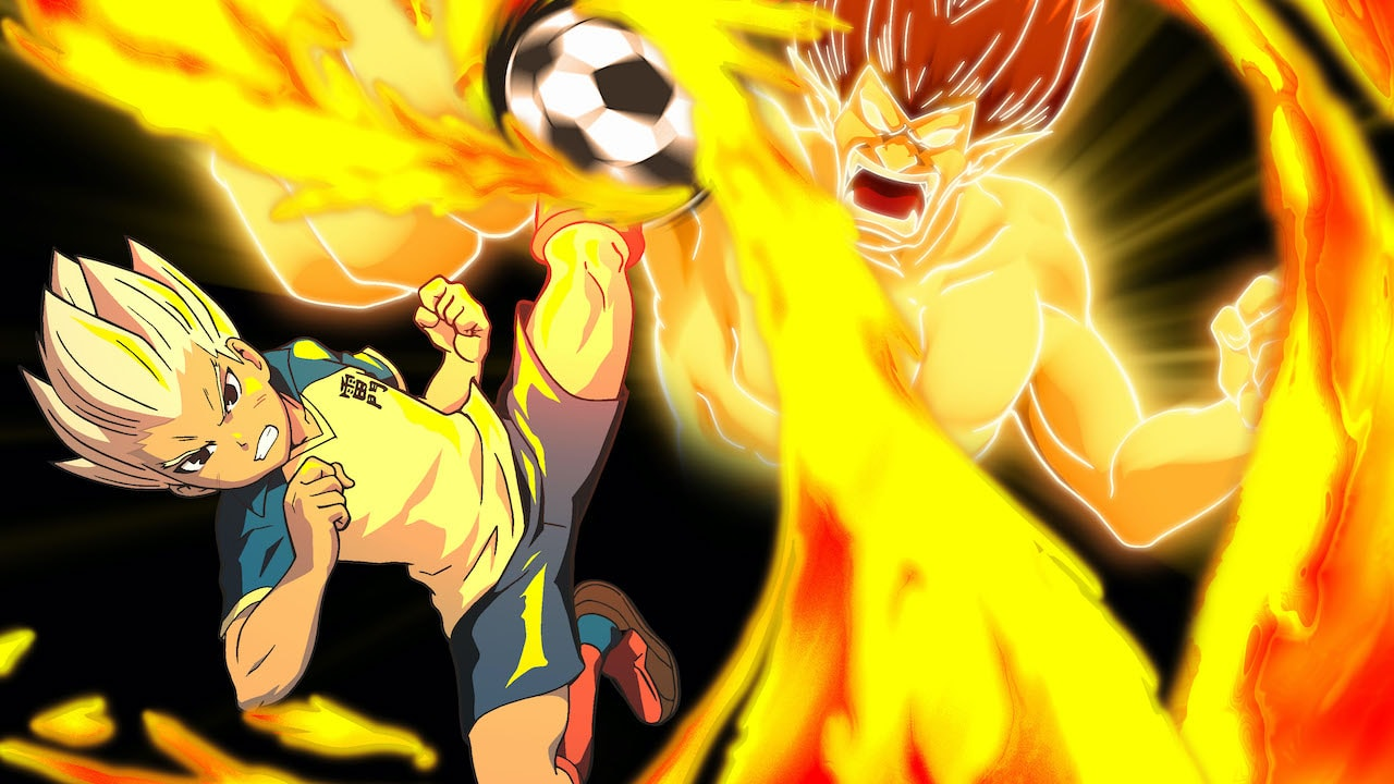 Inazuma Eleven 2 Review Banner