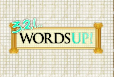 3, 2, 1… Words Up! Review Banner