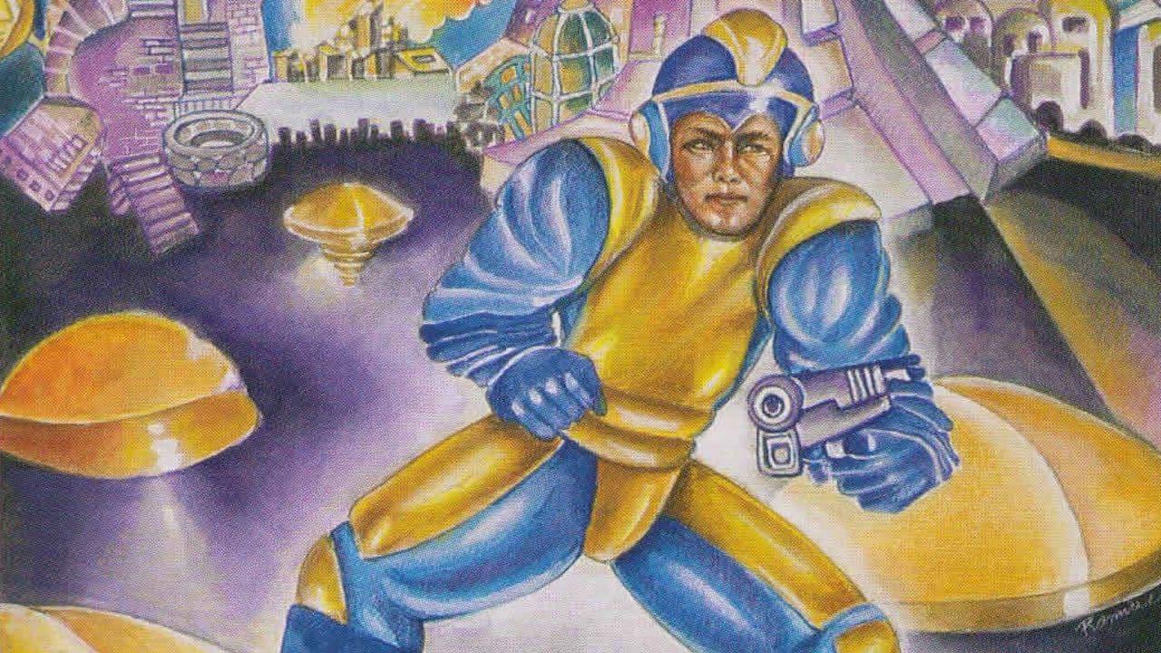 Mega Man Review Banner
