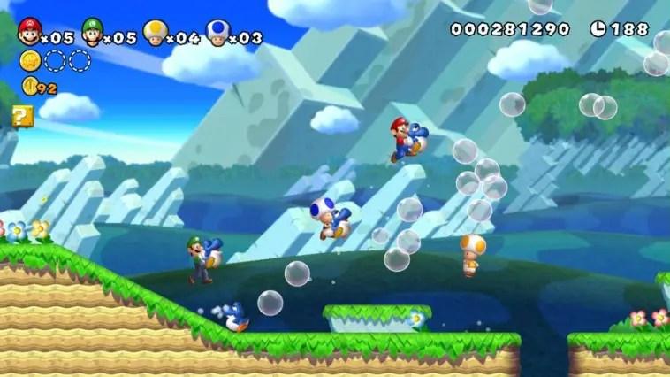 New Super Mario Bros. U Review Screenshot 4