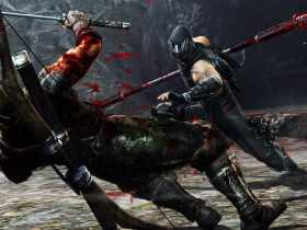 Ninja Gaiden 3: Razor's Edge Review Header