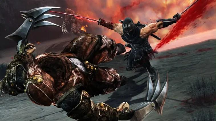 Ninja Gaiden 3: Razor's Edge Review Screenshot 2