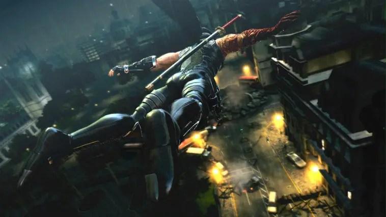 Ninja Gaiden 3: Razor's Edge Review Screenshot 4