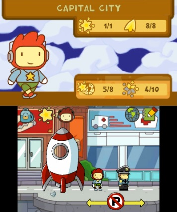 scribblenauts-unlimited-3ds-review-screenshot-1