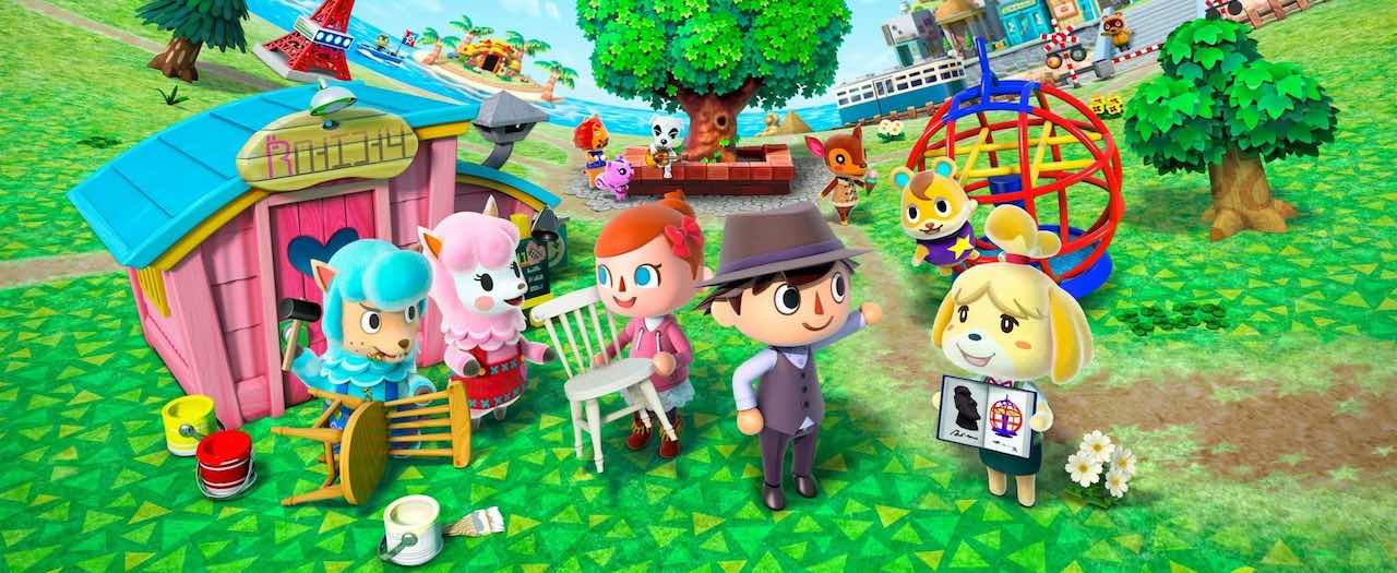 Review: Animal Crossing: New Leaf (3DS) - popgeeks.com