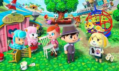 Animal Crossing: New Leaf Review Header