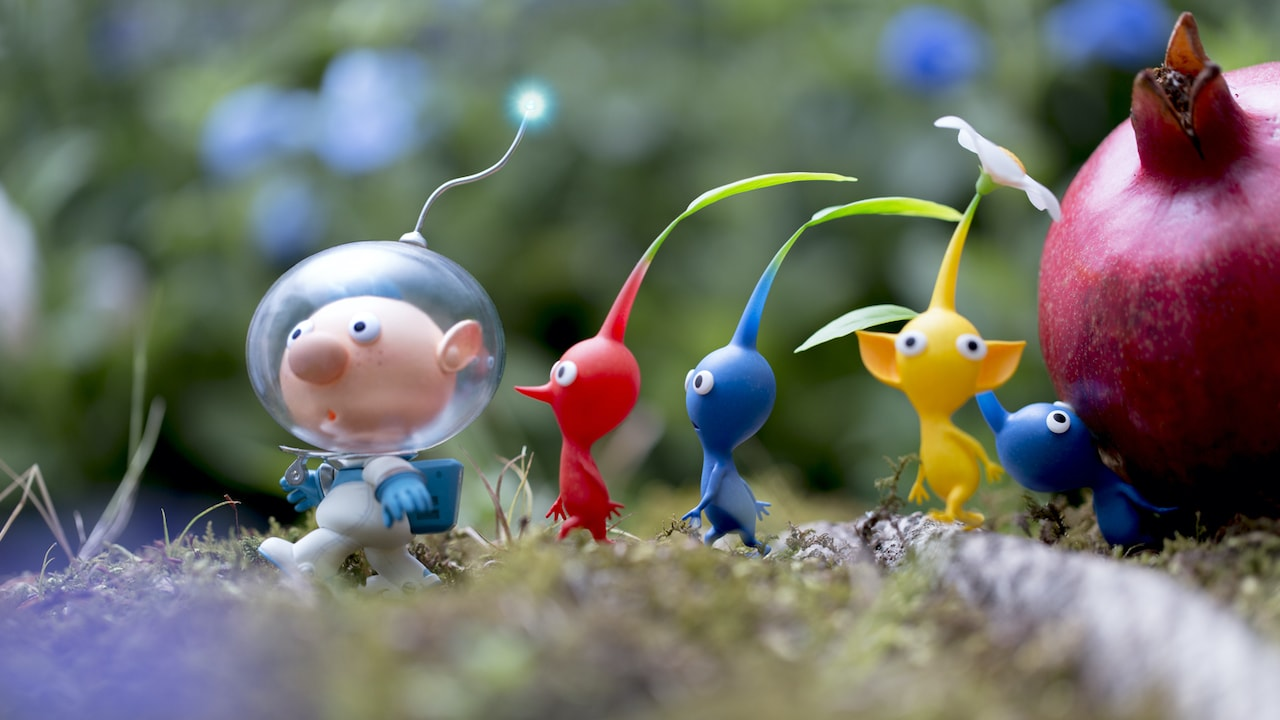 Pikmin 3 Review Banner