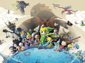 The Legend Of Zelda: The Wind Waker HD Review Header