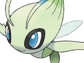 mythical-pokemon-celebi