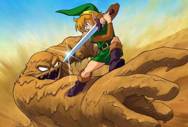 The Legend Of Zelda: A Link To The Past Review Header
