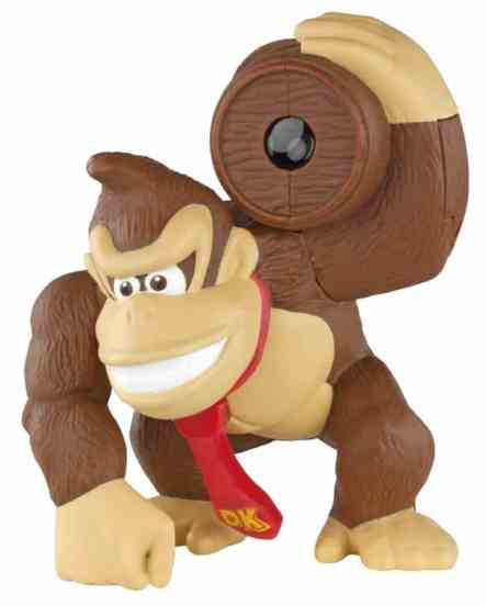 Donkey Kong Barrel Projector McDonald's Toy