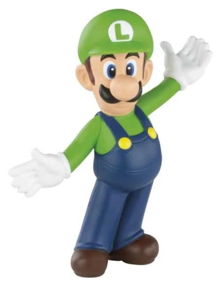 Luigi McDonald's Toy