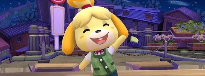 Animal Crossings Isabelle Revealed As Smash Bros Assist