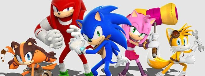 Sonic Boom: Rise of Lyric will feature four-player co