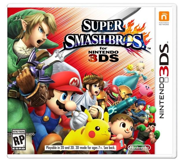 super-smash-bros-3ds-box-art