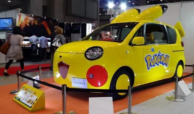 toyopet-pokemon-pikachu-car-tokyo-toy-show-2014-1