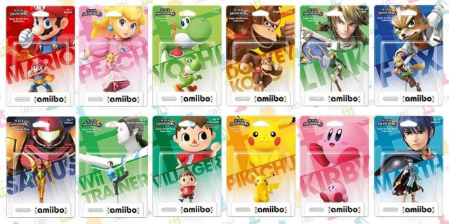 amiibo-figures-launch-collection