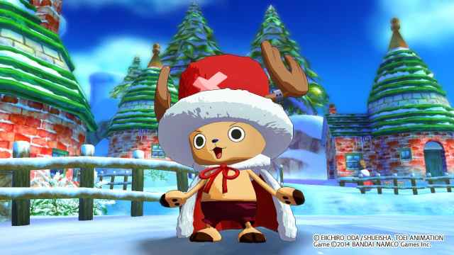 one-piece-unlimited-world-red-chopper-christmas-outfit-screenshot-1