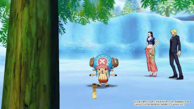 one-piece-unlimited-world-red-snowy-mushroom-hunt-quest-1