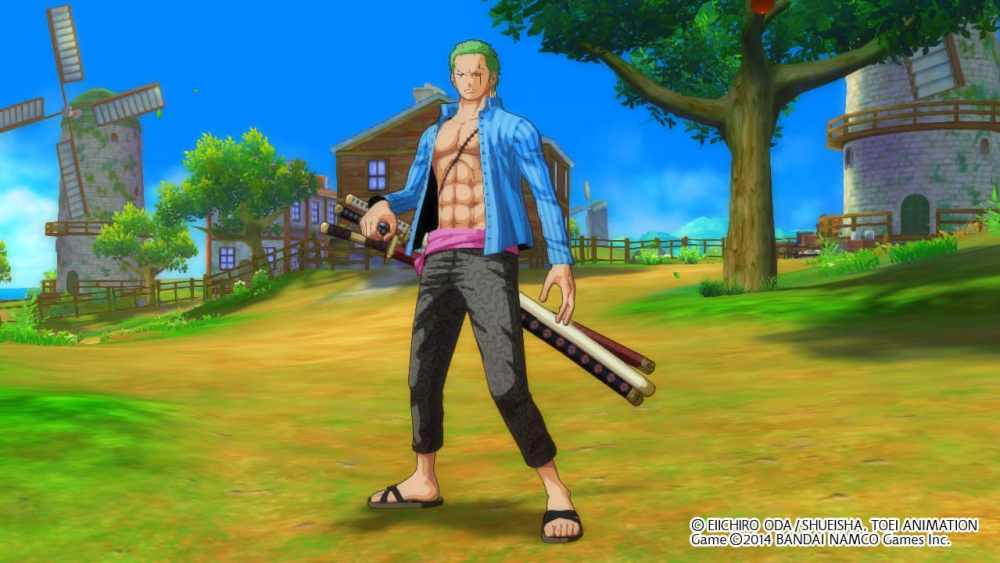 zoro-casual-shirt-screenshot-1