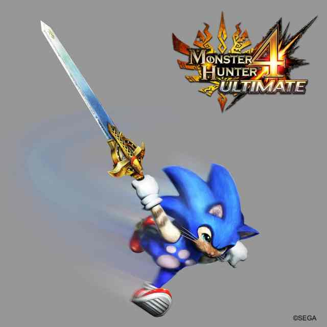 sonic-the-hedgehog-armour-monster-hunter-4-ultimate