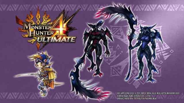 tetsuya-nomura-monster-hunter-4-ultimate