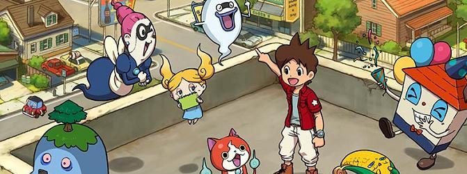 Yo-kai Watch 3 takes place in USA's St  Peanutsburg