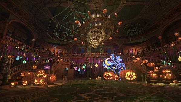 pokken-tournament-haunted-mansion-stage