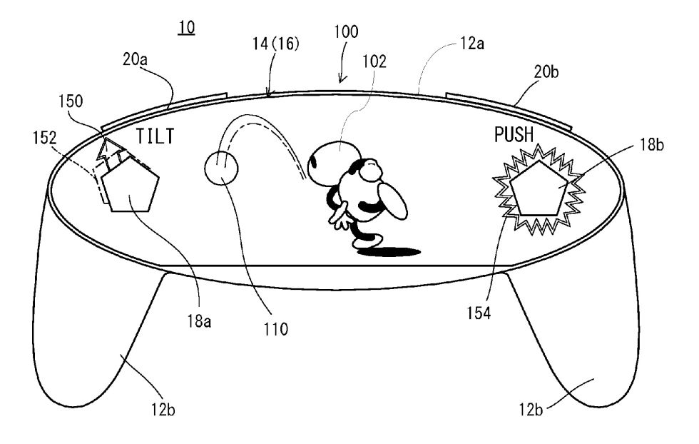 New Controller Patent Sparks Nintendo NX Speculation